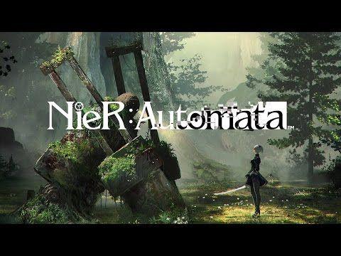 Nier Automata - Demo (Gameplay ao vivo PS4)