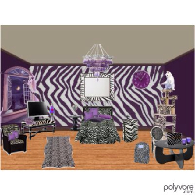 1000+ Images About Zebra Room Decor On Pinterest