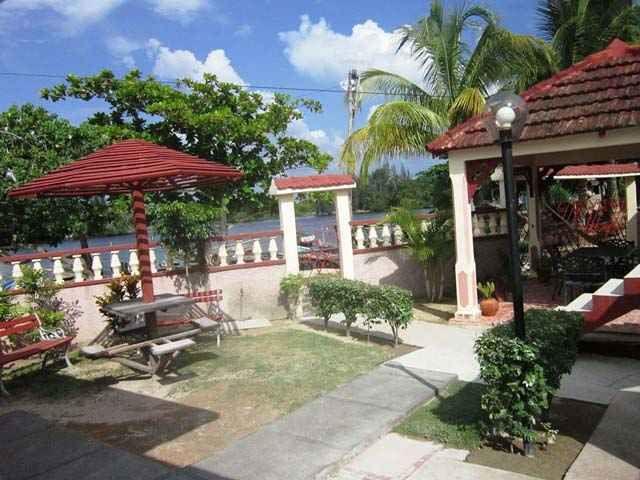 Casa Chirino  Owner:                        Ernesto Delgado Chirino  City:                           Cienaga de Zapata  Address:                     Caletón, Playa Larga, Ciénaga de Zapata, Matanzas, Cuba.
