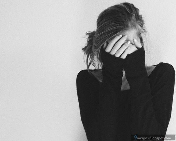 Alone, depression, girl, crying, tears, broekn, heart  
