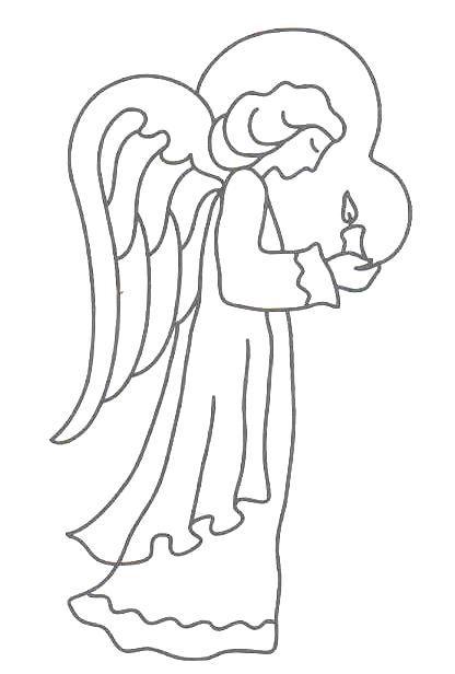 angel printable Free Printable Angel Patterns and Angel