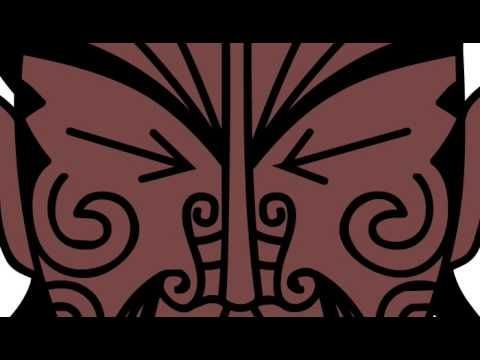 The Fish of Māui, Peter Gossage, animation.