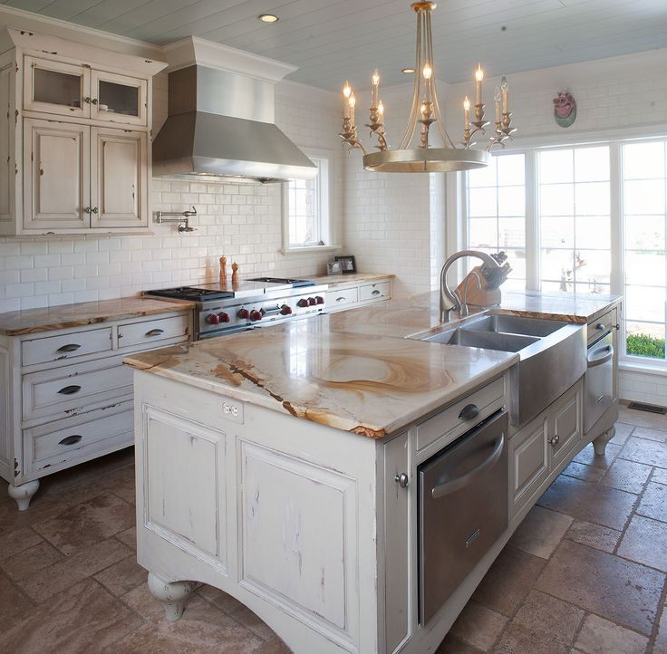 kitchen sink island 35 best images about kitchen islands on rustic 2756