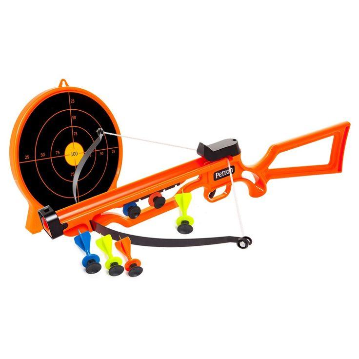 Petron Sports Sureshot Crossbow & Target Combo Toy