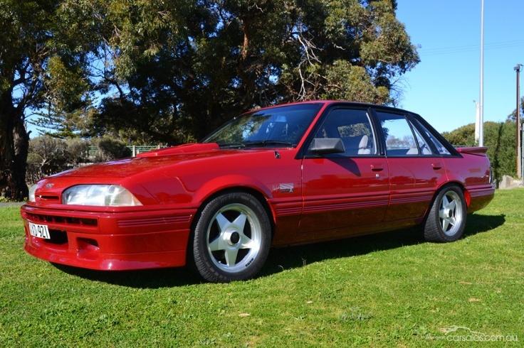 1986 HOLDEN BROCK VL SS.  Aussie 5.0 V8