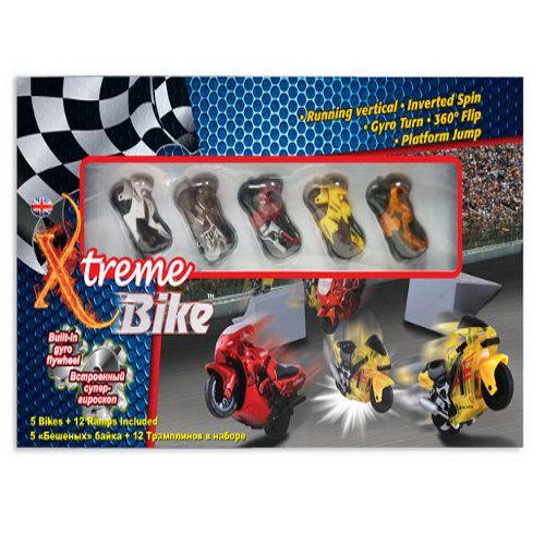 Автотрек Xtreame Bike Jumping Platform Gift Set HS5007 - фото