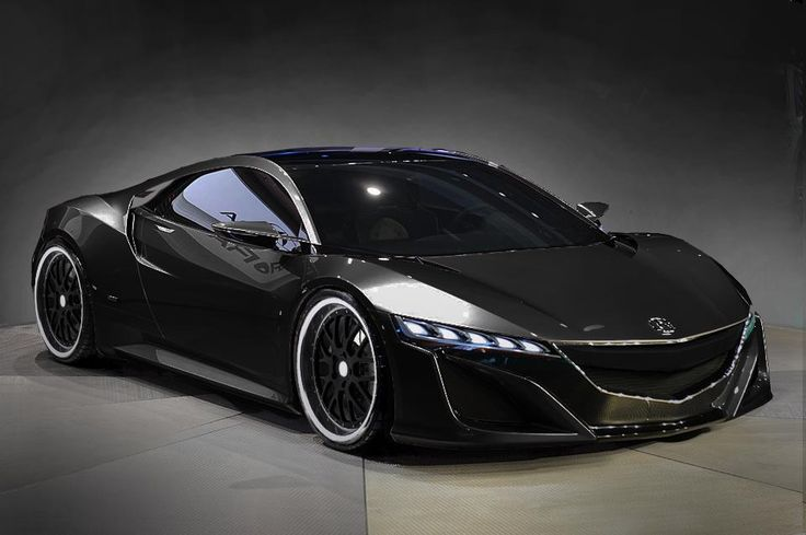 2015 Acura NSX Black Cool Wallpapers Tumblr