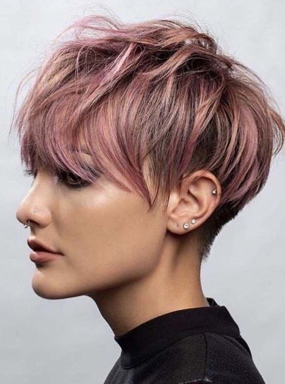 Glamorous Pixie Haircuts For Short Hair In Year 2019 Hairstyles