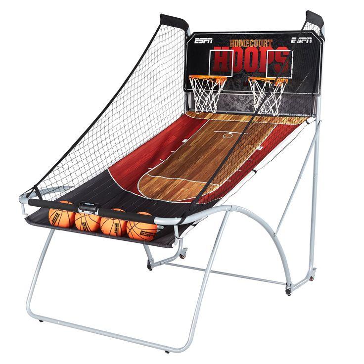 Espn EZ Fold 2-player Basketball Game