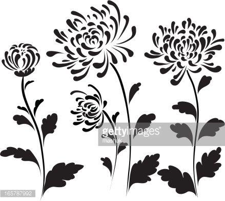chrysanthemum-vector-id165787992 (439×391)