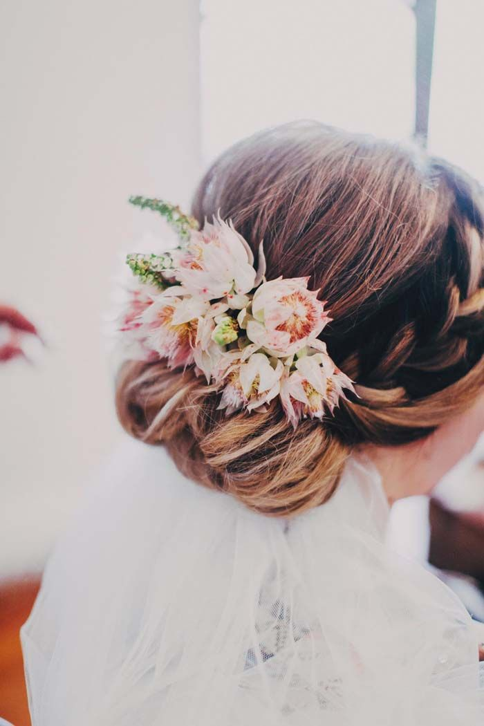 566 best wedding hair images on pinterest bridal