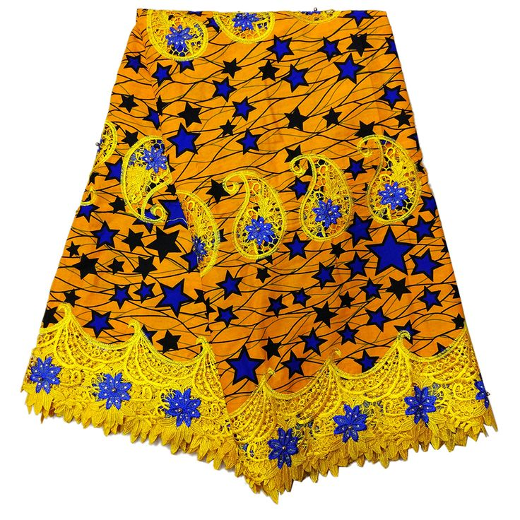 Find More Fabric Information about LBLLK 20 Blue stars printing Yellow African ankara Waxed Cloth Cotton Cord Lace for Christmas,High Quality african ankara,China wax cloth Suppliers, Cheap cloth cotton from Freer on Aliexpress.com