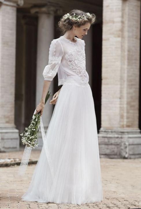 Ethereal Separates / Wedding Style Inspiration / LANE