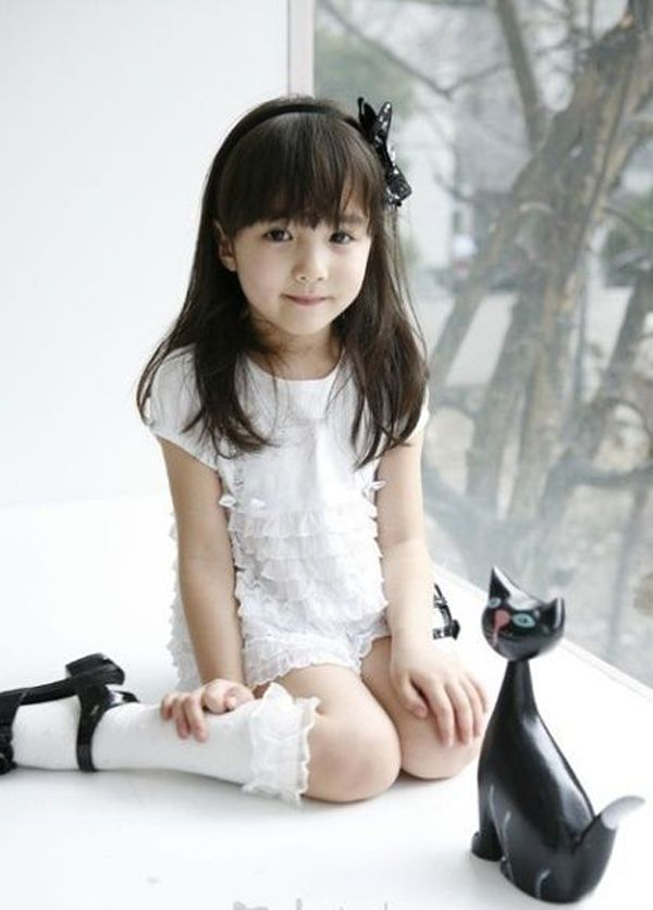 29 Cute Korean Hairstyles For Little Girls | Fashionlookstyle.com | Inspiration ...