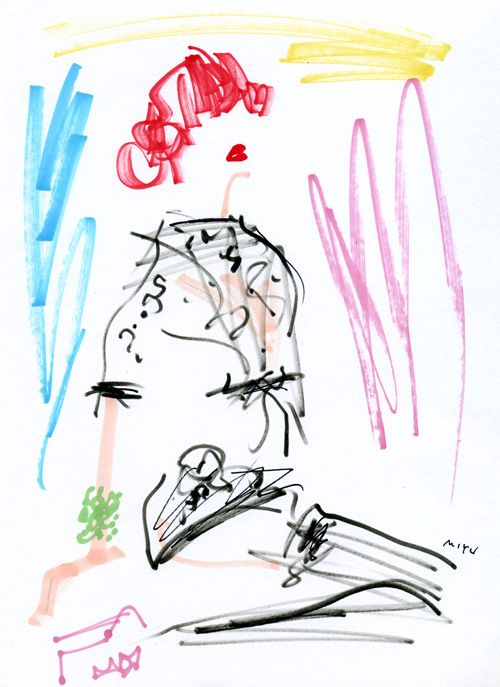 """Andrej Pejic, Lara Stone & Willy Carter for W Magazine"" W magazineで、ララ・ストーンとアンドレイ・ペジック、ウィリー・カーターが共演。妖艶な3人をチェックして!"