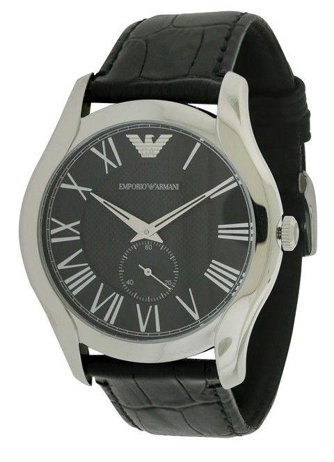 927944495e4 http   www.dutyfreelucxor.com.br relogios1 originais armani relogio-emporio- armani-black-croco-leather-mens-watch-ar1703