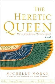 "Loved her book ""Nefertiti"" as well.  Great historical fiction about powerful women in ancient times."