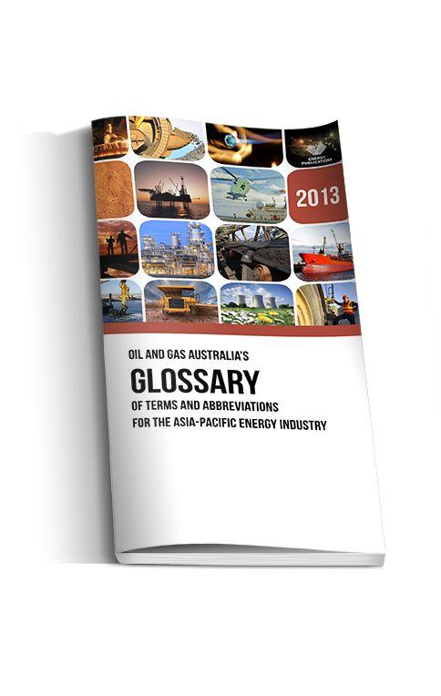 Energy Publications Glossary