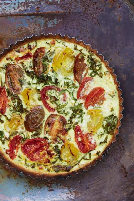 Serves 4-6 | Prep time: 15 minutes | Cooking time: 35 minutes | Skill: Moderate  There is nothing moresatisfying than bringing out a beautiful tart that wows