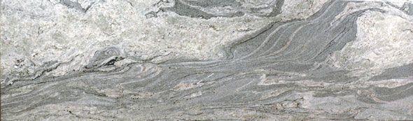 Swirly granite