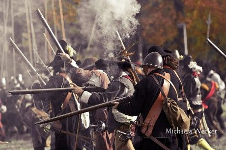 MICHAELA WECKER Photography - Fotoalbum - Vojenská historie - Třicetiletá válka - Slag om Grolle 2012 - SoG_2012_017
