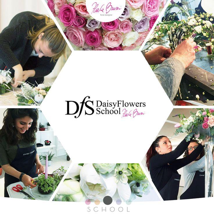 Workshop tematici e corsi professionali dedicati al magico mondo del Floral Design. Tutto questo e molto di più è la Daisy Flowers School... ▶︎ tutte le info su: http://www.daisyflowers.it/site/calendar.html