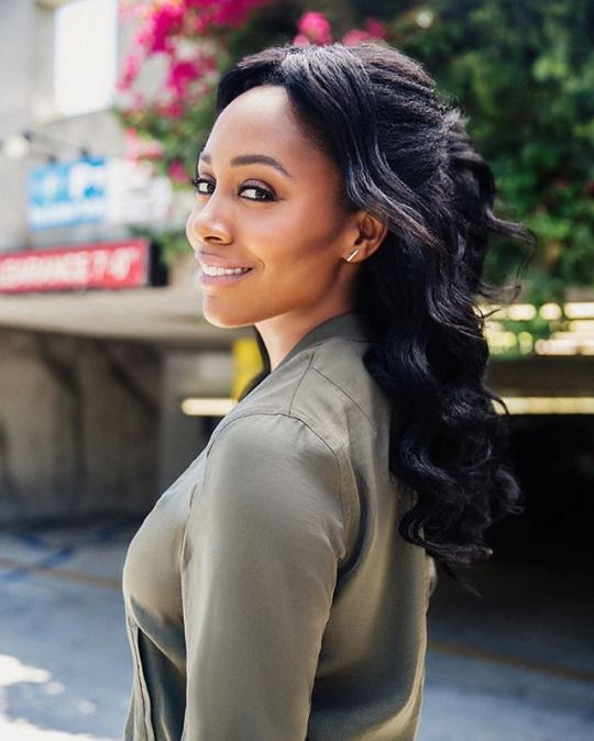 Simone Missick photographed by Elton Anderson, 2016