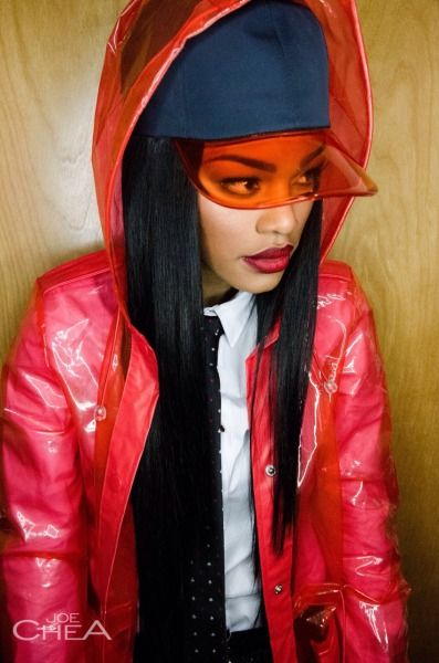First Lady of G.O.O.D: TEYANA TAYLOR