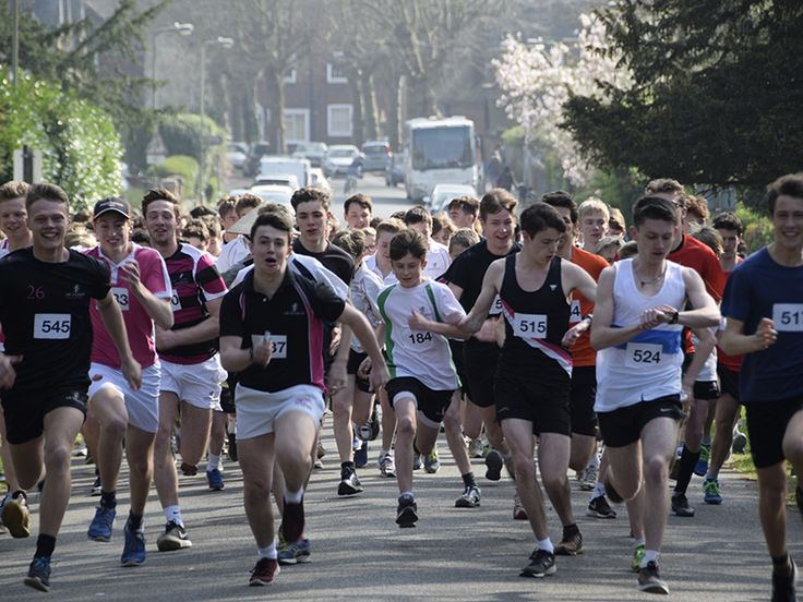 49th Annual Road Relay | Abingdon | Leading Oxfordshire independent school