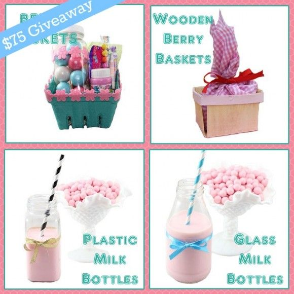 Win a $75 gift certificate to Via Blossom for amazing party supplies! #giveaway #partysupplies