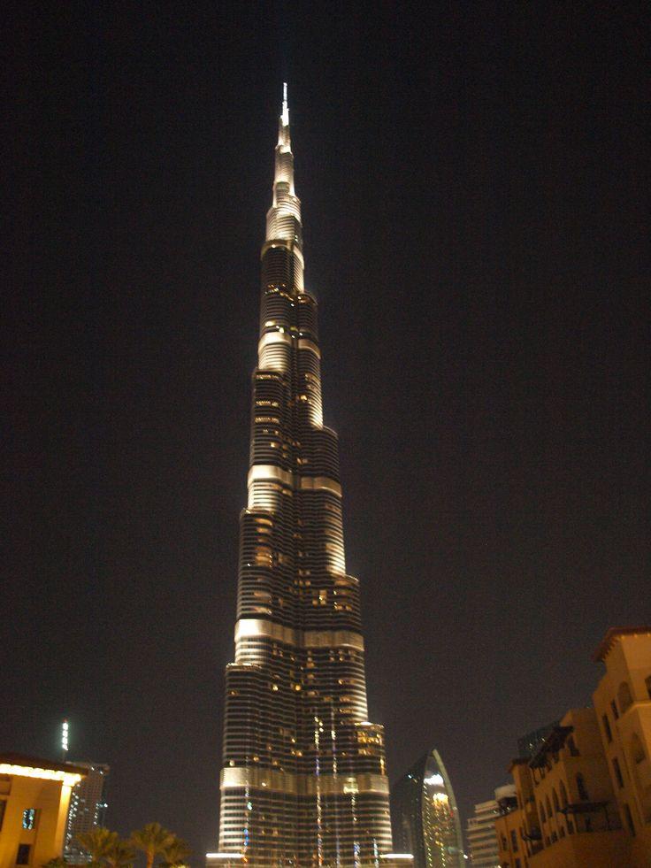 Burj Khalifa,Dubai,UAE