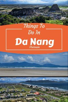 Looking for the best things to do in Da Nang?  . Da Nang is not known for as a tourist destination, but you'll be surprised how beautiful and raw it is. Wondering what to do in Da Nang - check out our recommendations of what to do in Da Nang.   #vietnam #