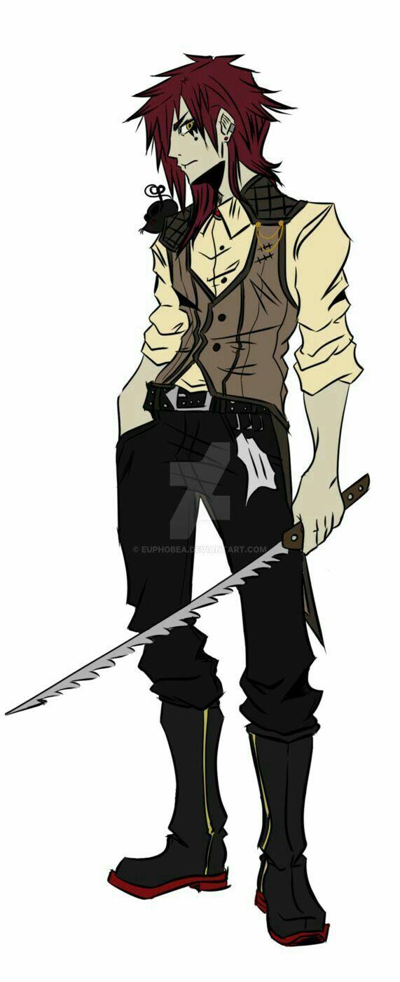 Jason the Toy Maker, mouse, sword; Creepypasta