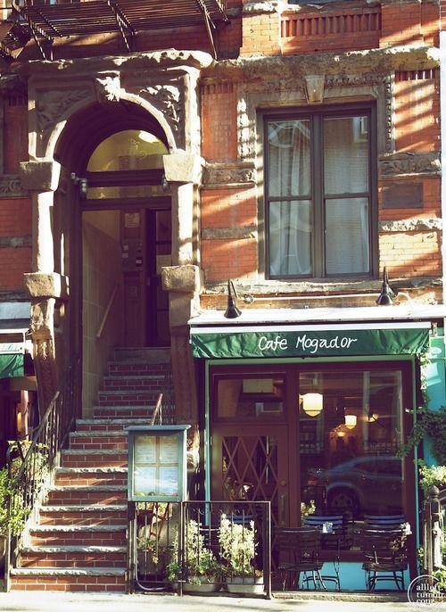 Cafe Mogador  St Marks Pl New York Ny