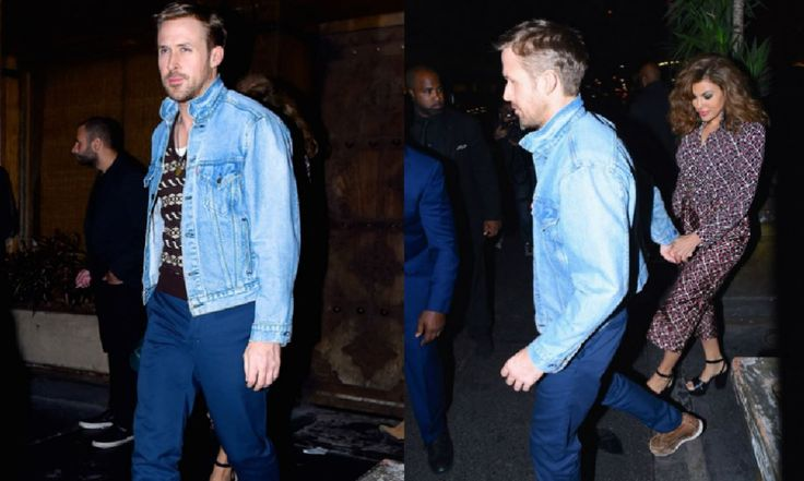 After his return to the SNL stage, Ryan and his love Eva Mendes continued their night at the after-party at Tao Uptown. The couple was joined by Jay-Z, Beyonce, Alicia Keys, Swizz Beatz and the cast.