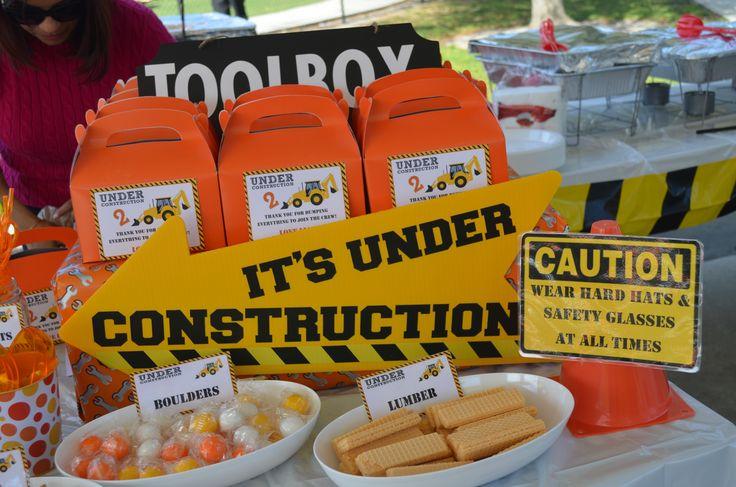 IT'S UNDER CONSTRUCTION