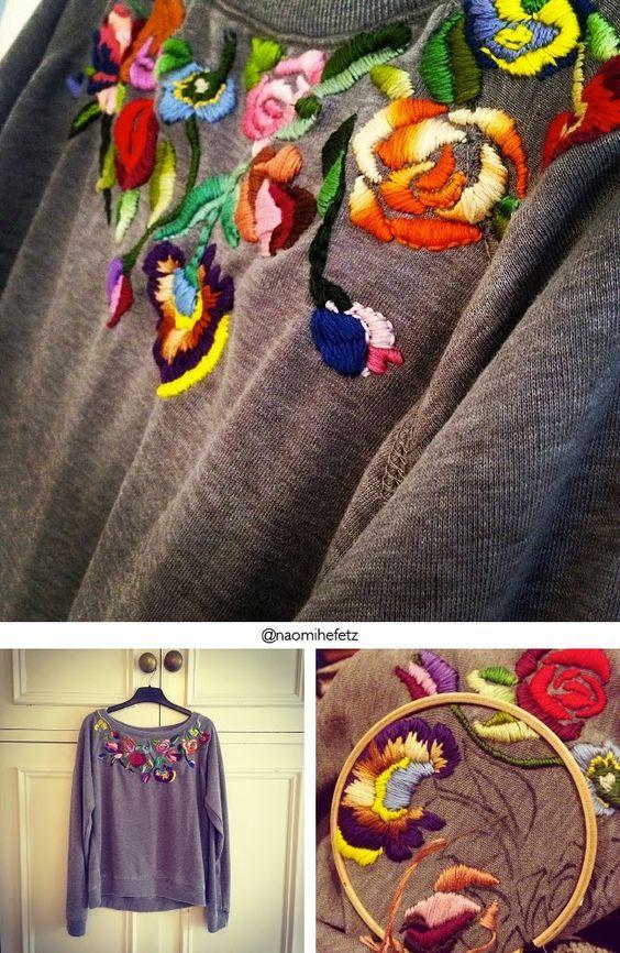 �аг��зка... Читайте також також Фантастична сукня з вишивкою гладдю Ідеальна вишита сукня! Схеми вишивки квітів(29 схем) Простий декор одягу перлинками Брошки вишиті бісером 100 схем … Read More
