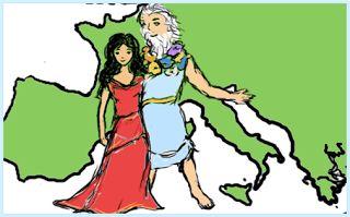 Bildergeschichte – Wie Europa zu seinem Namen kam