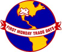 I had a lot of fun shopping First Monday trade days in Canton, Texas....BUT....it is never on Monday.