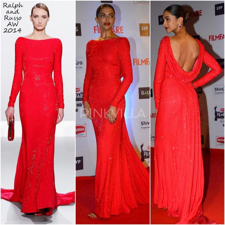 Yay or Nay : Deepika Padukone in Ralph and Russo | PINKVILLA