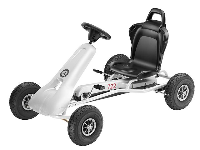 Go kart Mille Miglia B66045906 Ages 5-11
