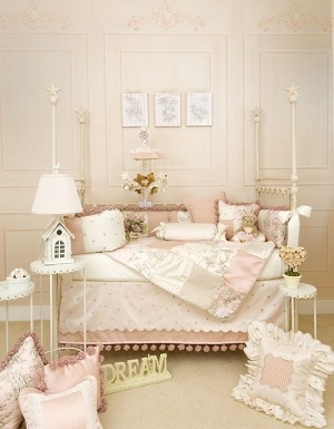 Madison Crib Bedding By Glenna Jean - An instant classic nursery bedding set. Madison Crib Bedding radiates charm and sophistication with traditional design elements. Surround your little one with embroidered dots on taffeta, whimsical cotton toile, soft cream velvet and fuzzy pom pom tassels in this adorable baby bedding. Embellished with luxurious satin ribbon bumper ties and corded quilt trim.