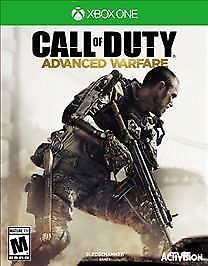 cool Call of Duty Advanced Warfare (Microsoft Xbox One 2014) - For Sale