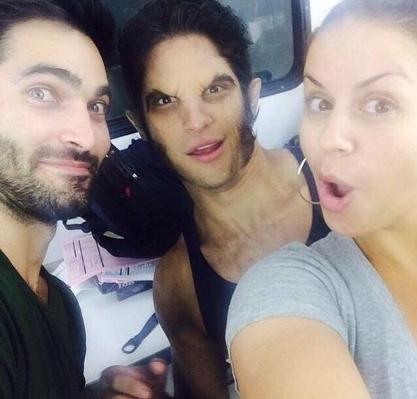 Behind the scenes of Teen Wolf with Tyler Hoechlin and Tyler Posey