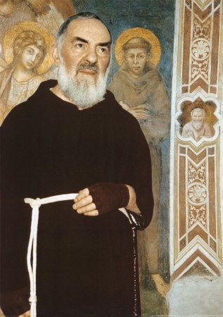 Padre Pio in his own words about hymself, God, Jesus, Holy Spirit, Church, Mary, virtues, temptation, agitation.
