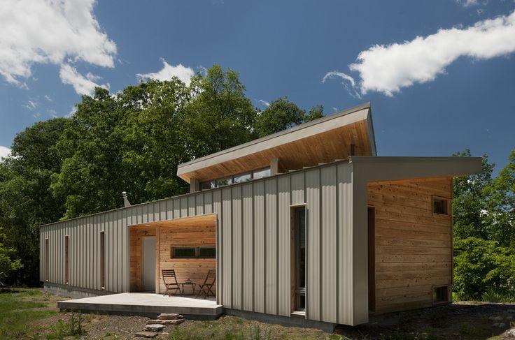 Ridge House | Custom Home Magazine | GriD Architects PC, Berkeley Springs, WV, USA, Custom Home, New Construction, Modern, AIA - State/Regional Awards 2015