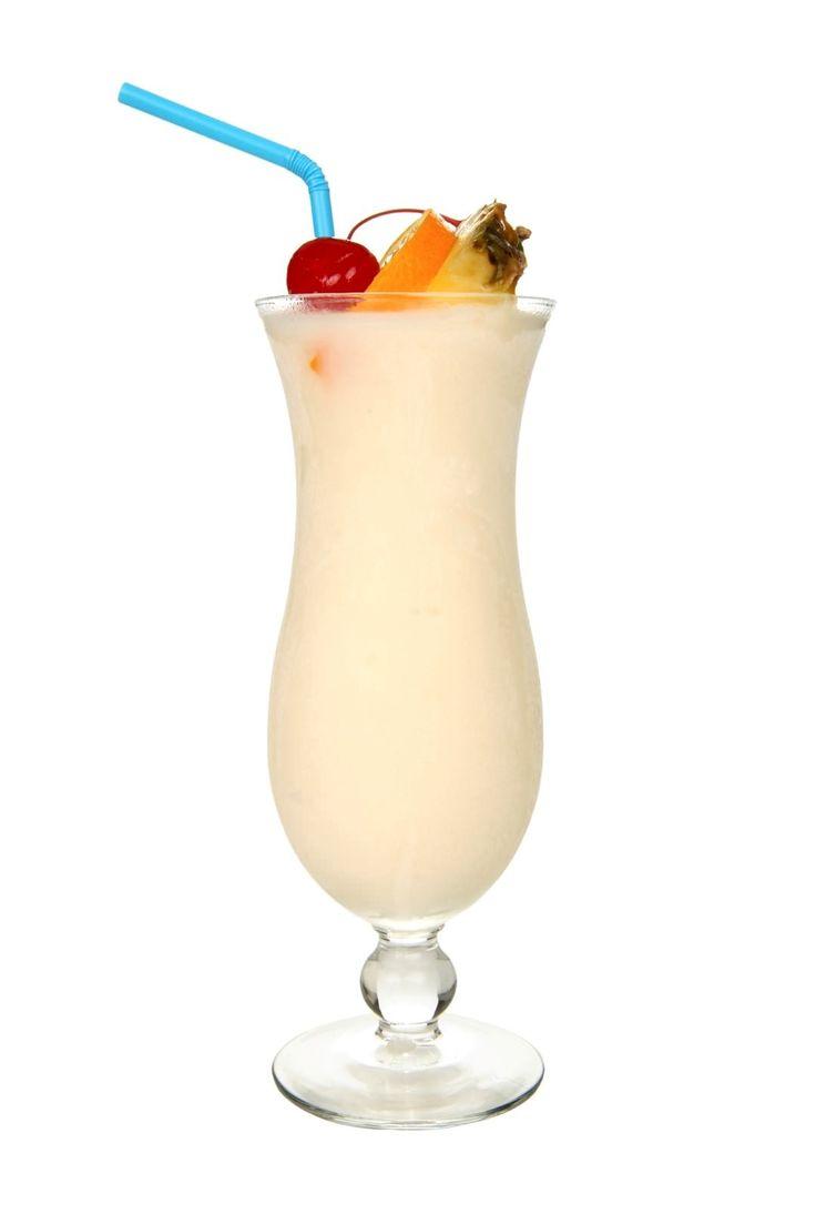Pina Colada / Cocktail Recept / Cocktail maken