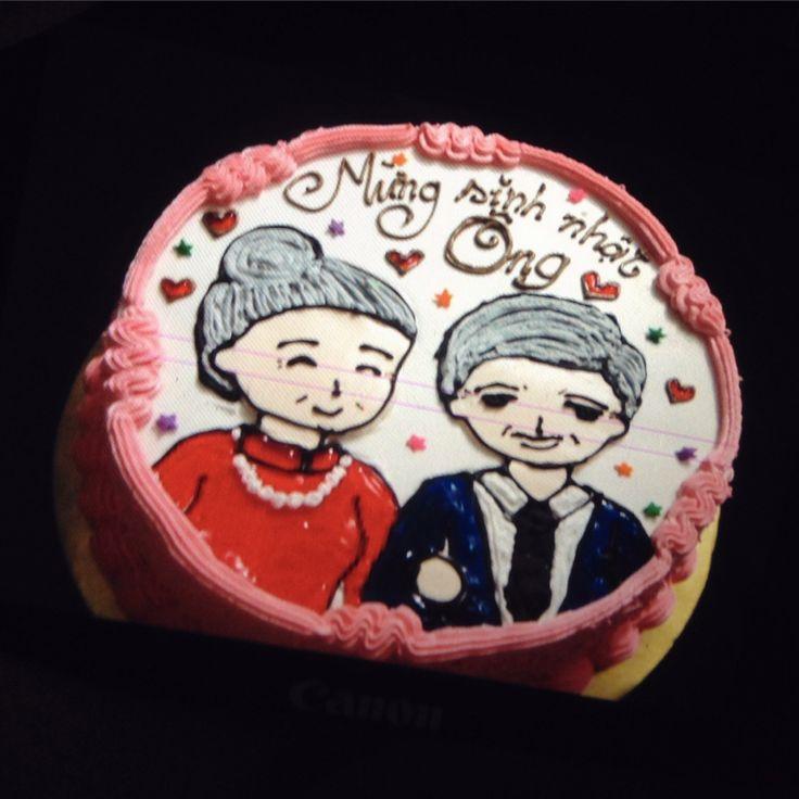 #grandmothe #cake