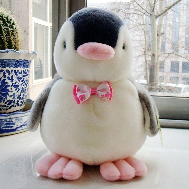 Чучело 35 см плюшевые моделирования пингвин игрушка боути пингвин кукла подарок w3156