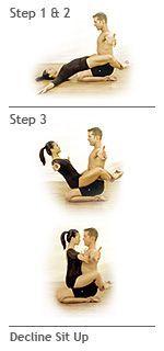 6 Exercises for Couples | Lifescript.com  #SEXERCISE www.mukeeokan.com